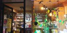 La librairie Fiers de Lettres à Montpellier