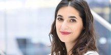 Charlotte Journo-Baur, cofondatrice de la startup parisienne Wishibam