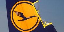 Lufthansa: la crise du transport aerien se poursuivra au moins jusqu'en 2024