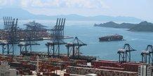 Chine: progression de 7.2% des exportations en juillet