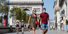 France: plus de 2.500 nouvelles contaminations au covid-19 en 24 heures, selon sante publique france