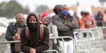 Coronavirus: le bilan en afrique du sud depasse les 600.000 cas