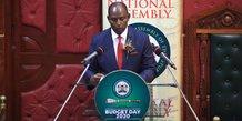 Ukur Yatani ministre finances kenya