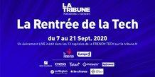 Rentrée de la tech 2020 Montpellier