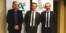 Inovexus et le Crédit agricole du Languedoc