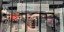 Le groupe de retail Bleu Libellule