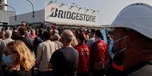 bridgestone, crise
