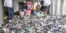 recyclage batteries ghana