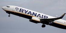 Ryanair reduit d'un tiers ses capacites cet hiver a cause du coronavirus