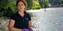 Anne-Leila Meistertzheim, P-dg de Plastic@Sea