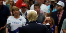Trump veut une enquete sur la fondation clinton
