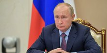 Poutine dit etre intervenu pour permettre a navalny d'etre soigne en allemagne
