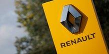 Renault: la baisse des ventes ralentit au t3, 60% du pge utilises