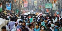 Coronavirus: l'asie franchit les 10 millions de cas
