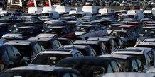 Immatriculations de voitures neuves en baisse de 19,82% en aout, selon le ccfa