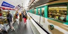 métro, Paris, RATP, transports urbains, mobilités