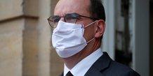 France/coronavirus: port du masque pour les enfants a partir de 6 ans, dit castex