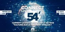 visuel connect live culture et digital