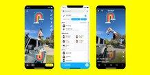 L'application Snapchat lance Spotlight, une plateforme dédiée aux contenus générés par les utilisateurs