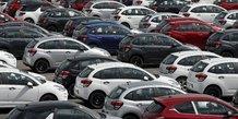PSA, automobile, immatriculations, marché, voitures neuves, ventes