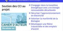 CCI Bretagne / éolien en mer