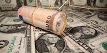 L'euro atteint 1,21 dollar, au plus haut depuis avril 2018