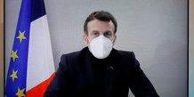 Coronavirus: emmanuel macron convoque un conseil de defense a 17h00 – elysee