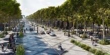 Bas Champs-Elysées