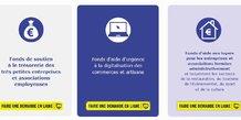 Aides aux entreprises face au covid Bordeaux Métropole décembre 2020