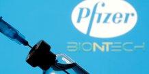 Italie: une mise en demeure adressee a pfizer pour les livraisons de vaccins contre le covid