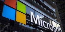 Microsoft, soutenu par la croissance d'azur, voit ses benefices augmenter