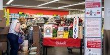Usa: hausse de 0,3% des prix a la consommation en janvier