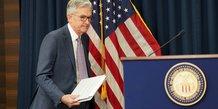 Usa: powell (fed) reclame une large mobilisation en faveur du plein emploi