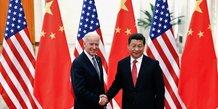 Usa/chine-premier entretien entre joe biden et xi jinping