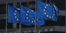 La commission europeenne abaisse sa prevision du pib en zone euro pour 2021