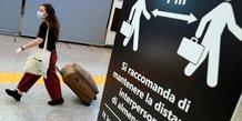 Le trafic passagers aerien en europe a plonge en 2020 a un plus bas de 25 ans, selon l'aci