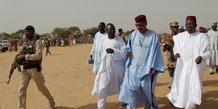 Niger: bazoum, en tete du 1er tour de la presidentielle