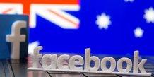Australie: accord entre le gouvernement et facebook, qui va lever son blocage