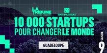 10000 startups 2021 Guadeloupe