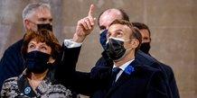 Macron, Castex, Bachelot