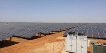 aera group centrale solaire Bokhol Sénégal
