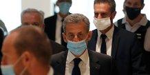 France: nicolas sarkozy condamne pour corruption dans l'affaire des ecoutes