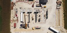 RTE construit un  grand site de stockage d'électricité sur batteries en Côte-d'Or
