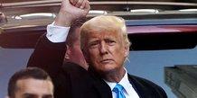 Usa: trump dit aux donateurs republicains qu'il les aidera a gagner le congres en 2022