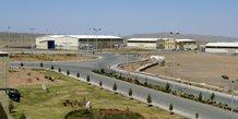 Iran: incident sur le site nucleaire de natanz, aucune victime