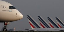 Air france-klm: le prix de l'augmentation de capital fixe a 4,84 euros par action
