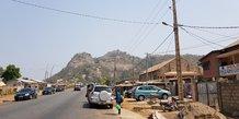 Bénin, les collines de Savè,