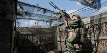 Ukraine: la france et l'allemagne preoccupees par la multiplication des violations du cessez-le-feu