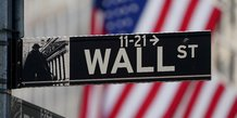 Wall street termine en ordre disperse