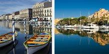 Sète et Agde